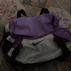 Perfect size Nike gym bag for women